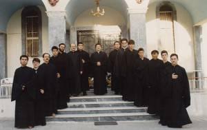 Η νεοϊδρυθείσα Ο.Ε.ΒΥ.Χ. τον Ιούλιο του 1992.