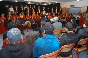 Συναυλία στις Φυλακές Ανηλίκων Αυλώνας.  16-11-2011